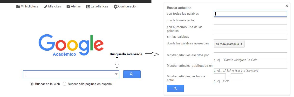 Google academico es